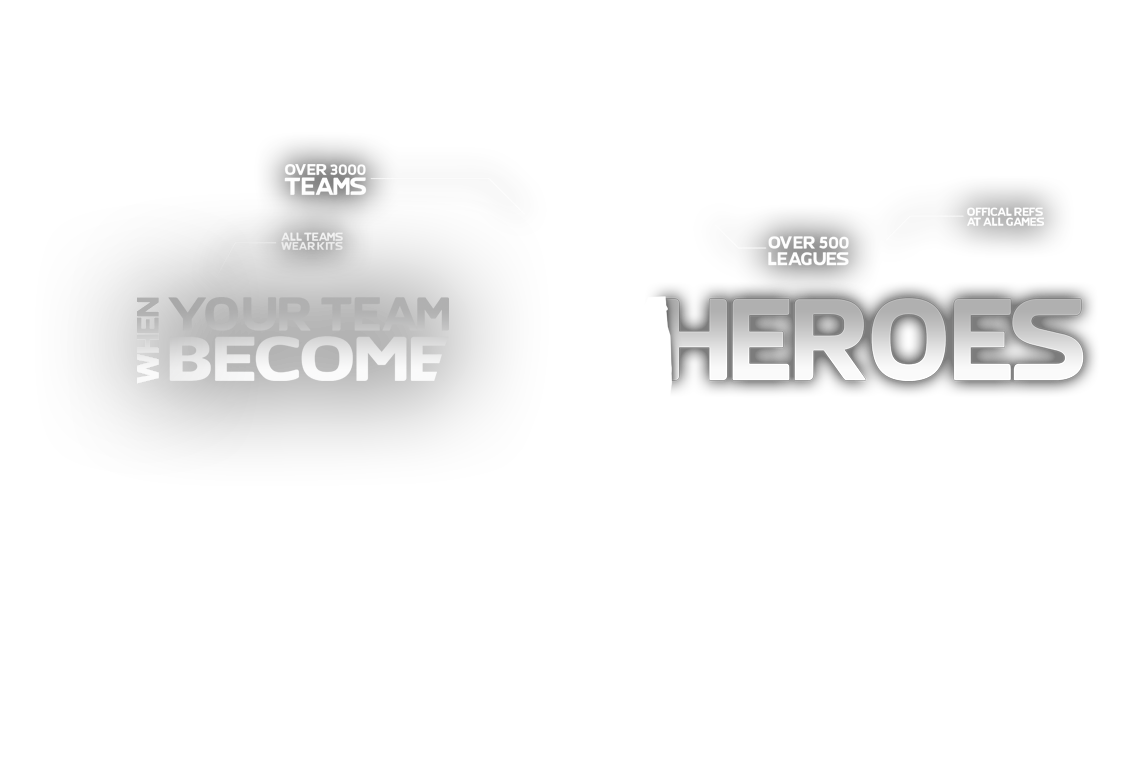 Your team Become Heros